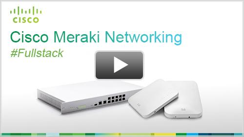 System dozarządzania wchmurze Cisco Meraki