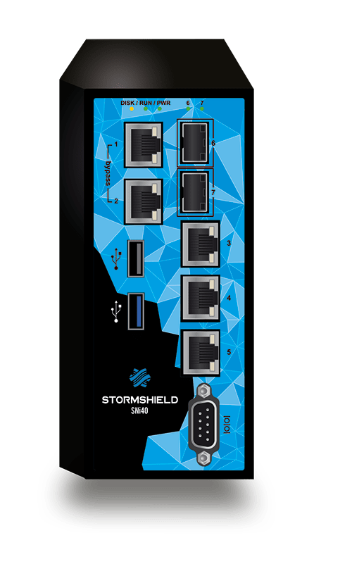 Premiera Stormshield dla sieci przemysłowych